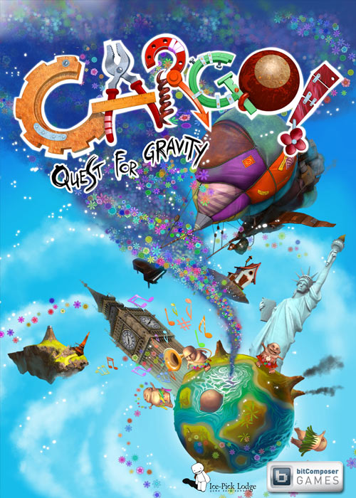 Cargo The Quest for Gravity Steam CD Key