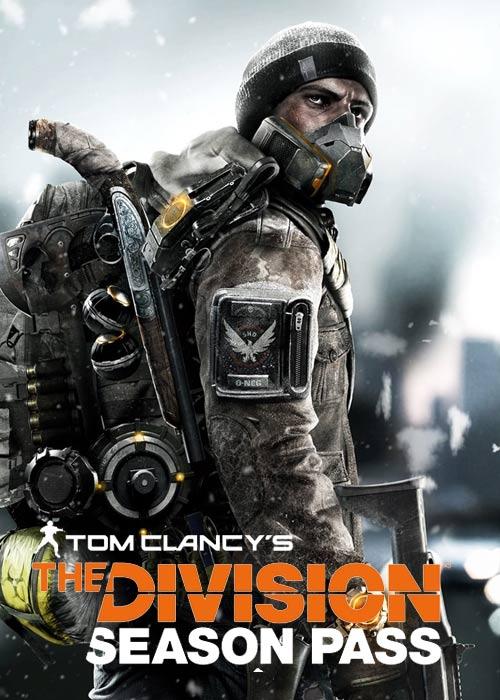 Tom Clancys The Division Season Pass DLC Uplay CD Key