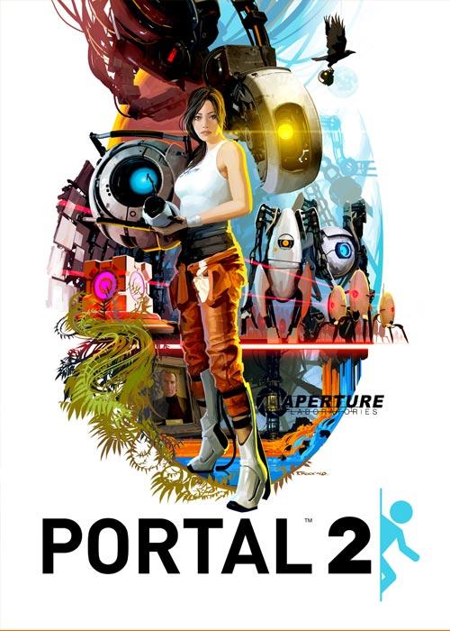 Portal 2 Steam CD-Key