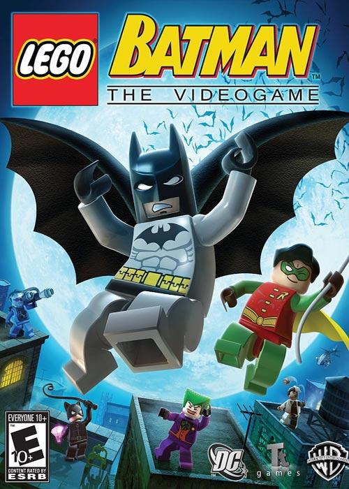 Official LEGO Batman Steam CD-Key