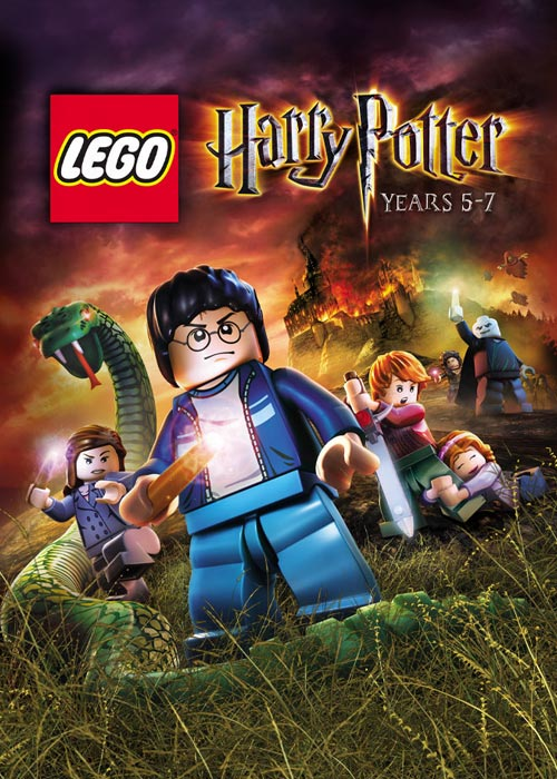 LEGO Harry Potter: Years 5-7 Steam CD-Key