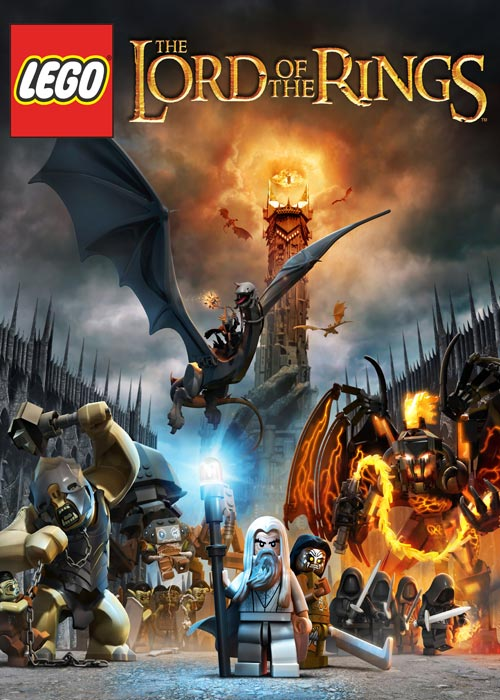 LEGO Lord of the Rings Steam CD-Key