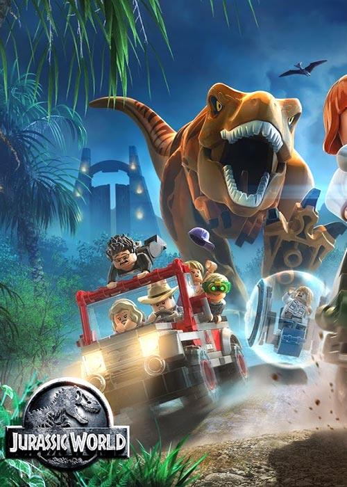 LEGO Jurassic World Steam CD-Key