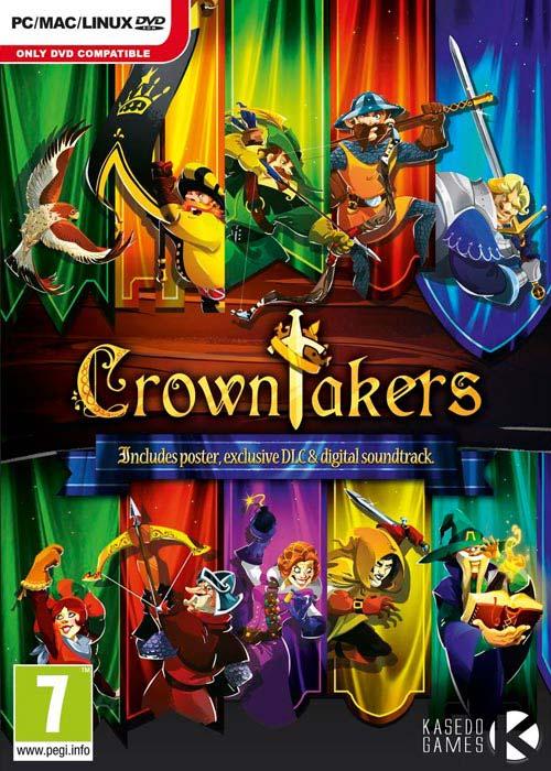 Crowntakers Steam CD Key