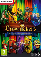 Official Crowntakers Steam CD Key
