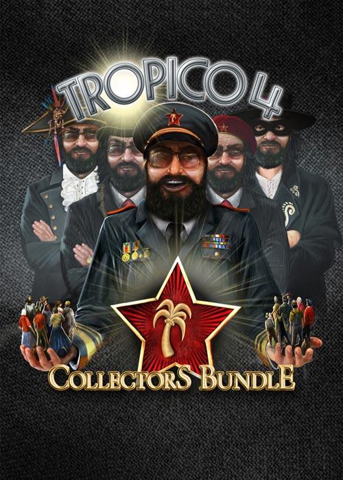 Tropico 4 Collectors Bundle Steam CD Key