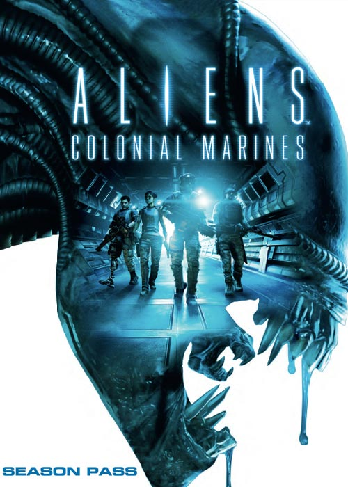 Aliens Colonial Marines Season Pass Steam CD Key