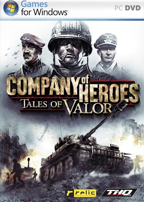 Company of Heroes Tales of Valor Steam CD Key