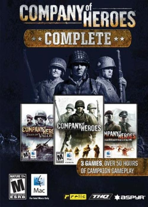 Company of Heroes Complete Pack Steam CD Key
