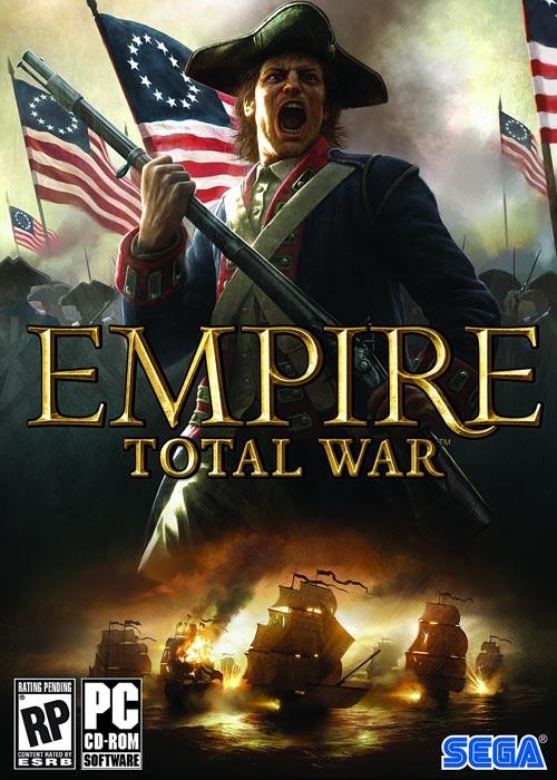 Empire Total War Steam CD Key