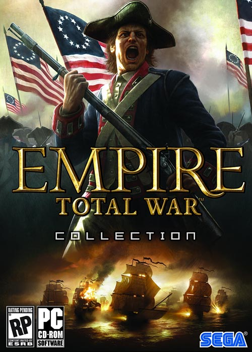 Empire Total War Collection Steam CD Key