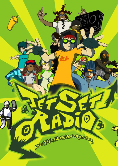 Jet Set Radio Steam CD-Key