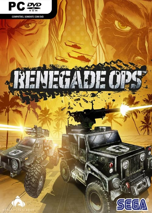 Renegade Ops Steam CD Key