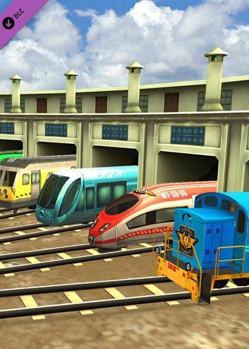 Train Simulator 2015 Class A4 Pacifics Loco DLC Steam CD Key