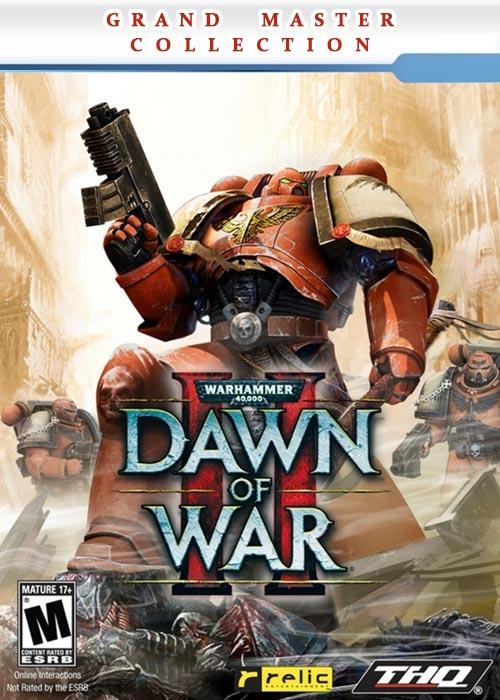 Warhammer 40000 Dawn of War II Grand Master Collection Steam CD Key