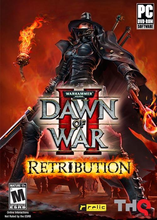 Warhammer 40000 Dawn of War II Retribution SEGA Steam CD Key