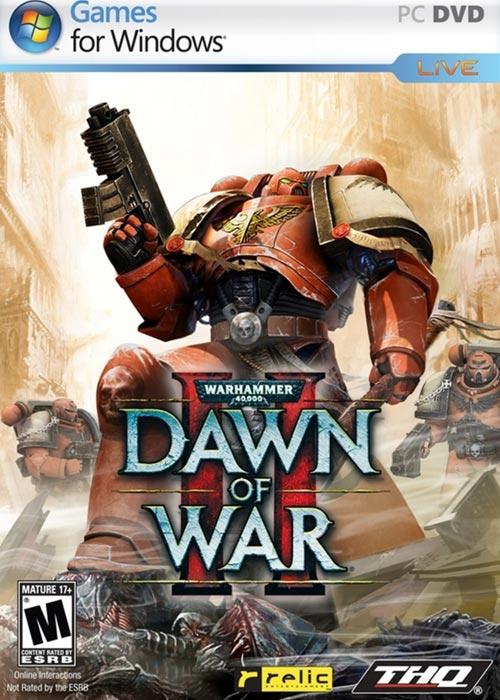 Warhammer 40000 Dawn of War II SEGA Steam CD Key