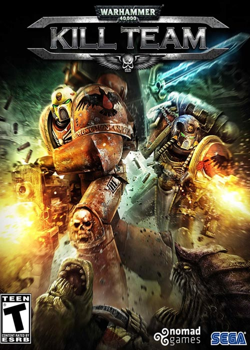 Warhammer 40000 Kill Team Steam CD Key