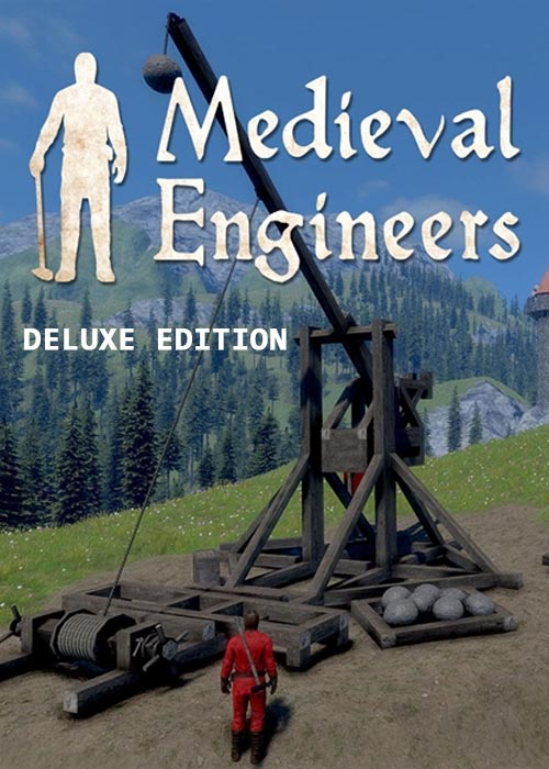 Medieval Engineers Deluxe Edition Steam CD Key