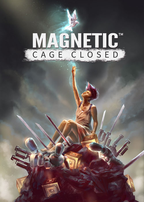 Magnetic Cage Closed Collectors Edition Steam CD Key