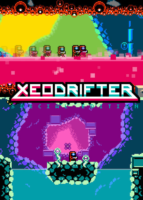 Xeodrifter Special Edition Steam CD Key