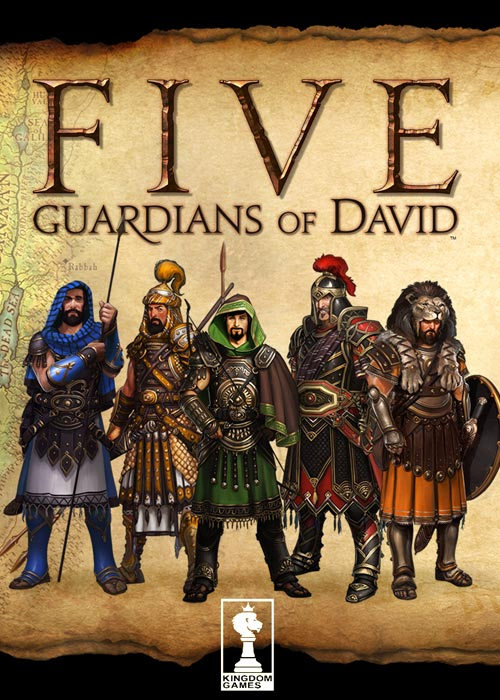 FIVE Guardians of David Deluxe Edition