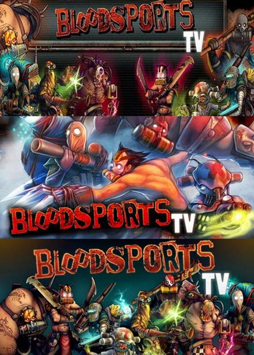 Bloodsports TV Five Pack Steam CD Key