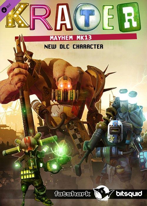 Krater Character DLC Mayhem MK13