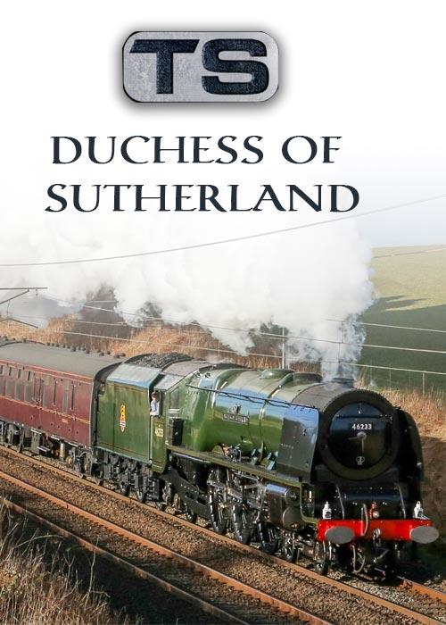 Train Simulator 2015 Duchess of Sutherland Loco DLC Steam CD Key