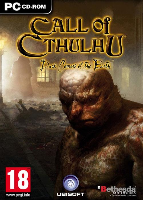Call of Cthulhu: Dark Corners of the Earth Steam CD Key