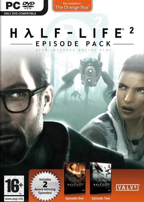 Half-Life 2: Episode Two Steam CD-Key