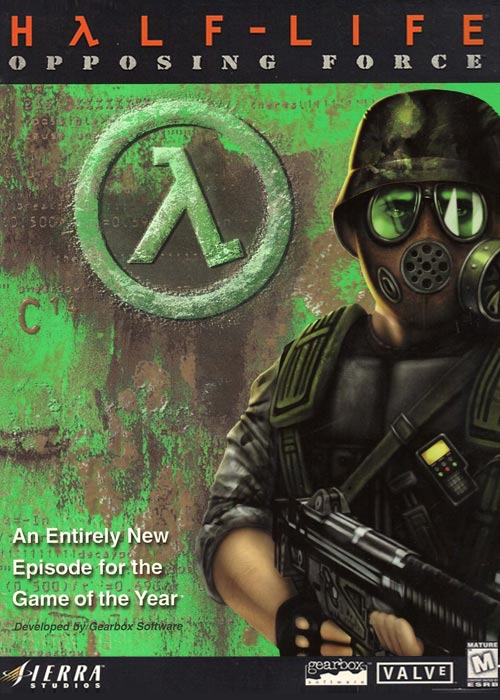 Half-Life: Opposing Force Steam CD-Key