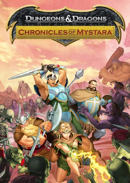 Dungeons Dragons Chronicles of Mystara Steam CD Key