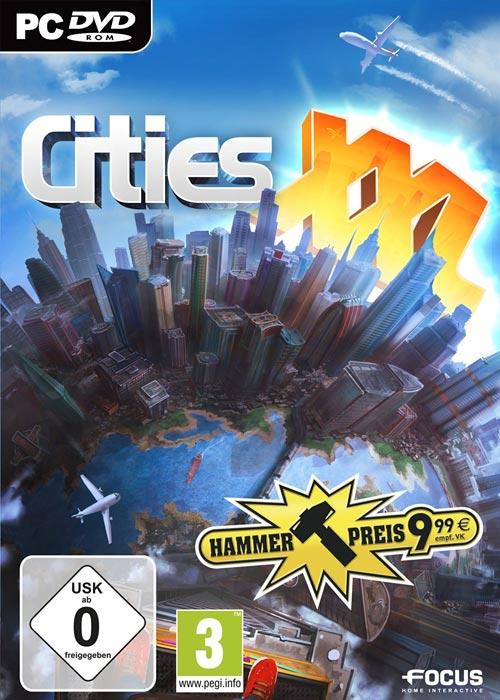 Cities XXL Steam CD Key