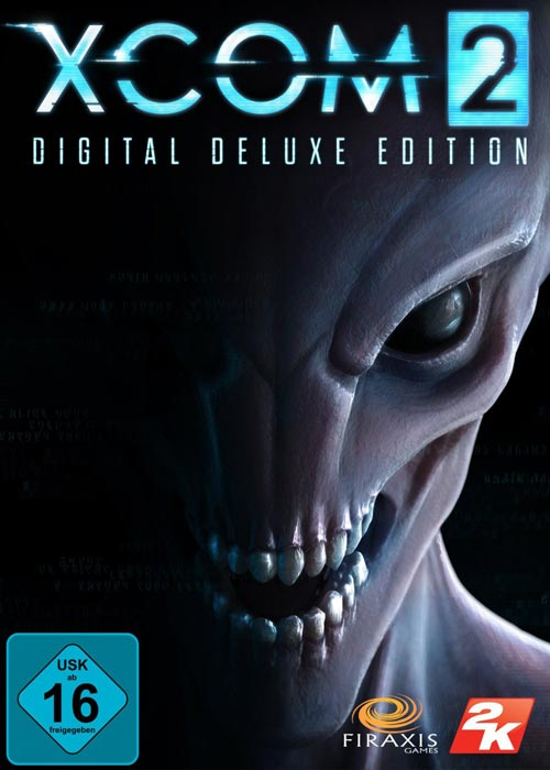 Xcom 2 Digital Deluxe Steam CD Key EU