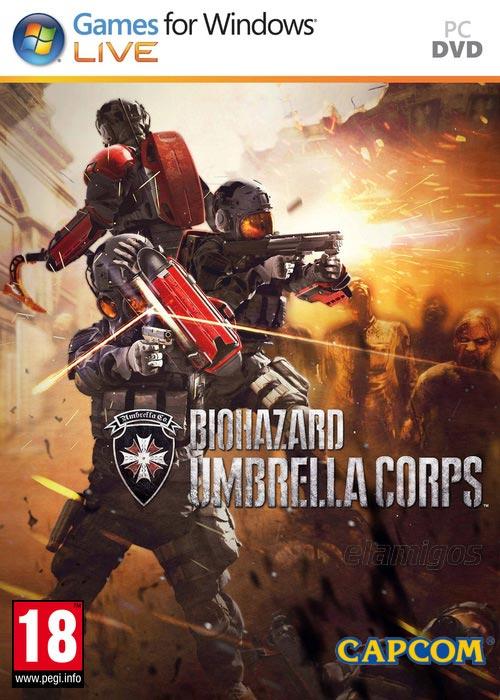 Resident Evil Umbrella Corps Steam CD Key