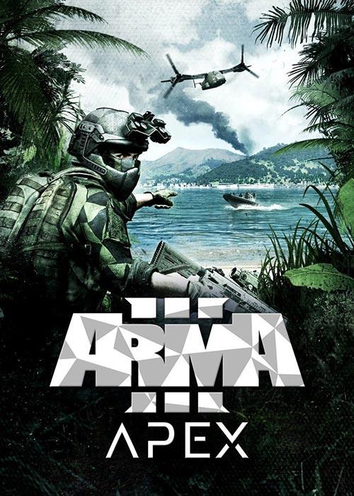 Arma 3 Apex DLC Steam CD Key