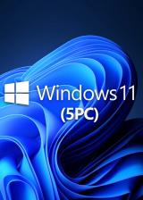 Official Microsoft Windows 11 Pro OEM CD-KEY GLOBAL(5PC)