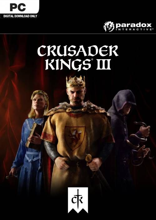 Official Crusader Kings III Steam CD Key EU
