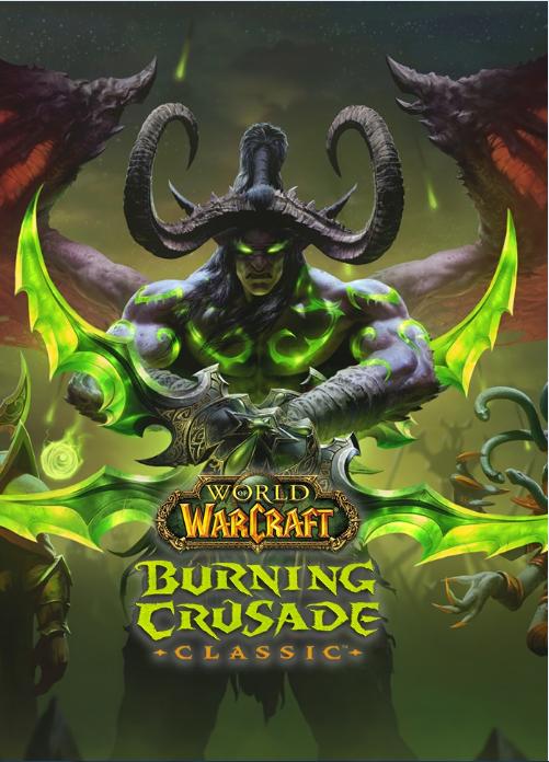 World of Warcraft Burning Crusade Classic-Dark Portal Pass Battle.net CD Key US