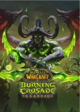 Official World of Warcraft Burning Crusade Classic-Dark Portal Pass Battle.net CD Key US