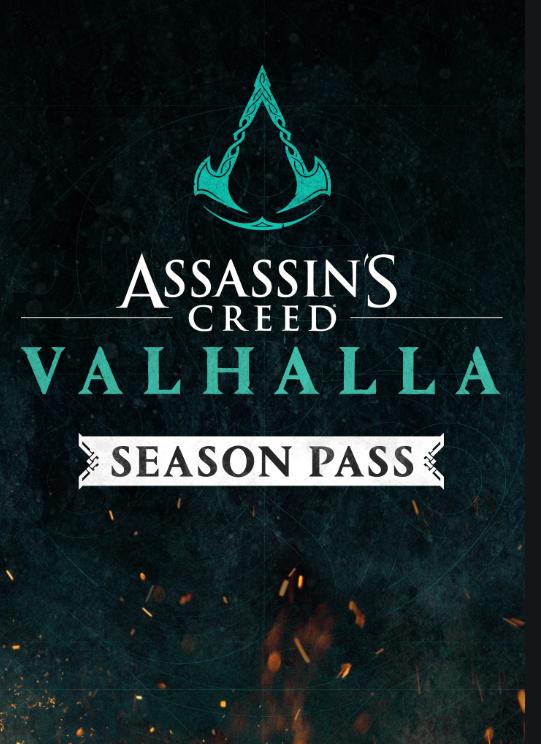 Assassin's Creed Valhalla Season Pass Uplay CD Key EU