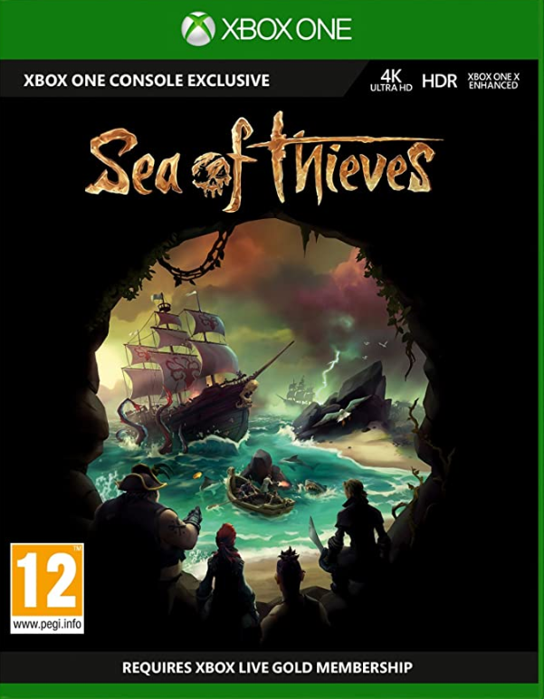 Sea of Thieves:Anniversary Edition Xbox CD Key Global